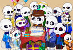 Enigma's Birthday Party {Mysterytale Contest} by LastOneStandin