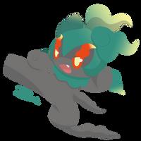 Pokemon - Marshadow by PirateGod3D2Y
