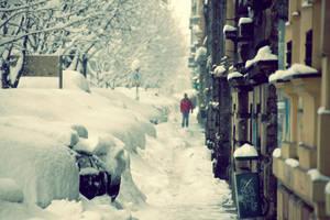 Snowfall by omega3r
