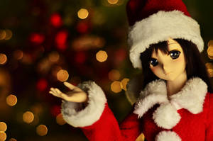 Santa Yuki Merry X'mas by aikoree