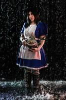 Pool of Tears- Alice Madness Returns Cosplay by LiryoVioleta