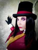 Late But Lucky Alice Madness Returns by LiryoVioleta