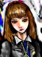 Maki Sonomura by Alexxxhunt