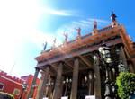 Teatro Juarez by Alexxxhunt