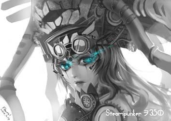 steampunk by Flaurel