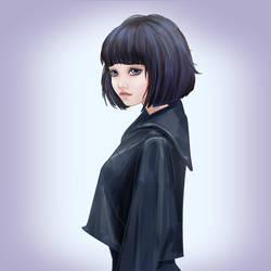 School Girl by Anna-Rise