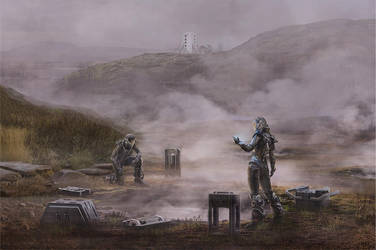 Wasteland by Anna-Rise