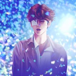 Baekhyun by Anna-Rise