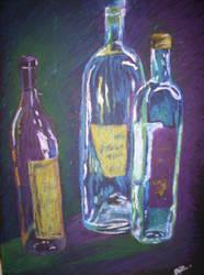 Bottles by shibuca83