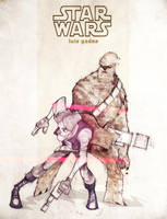 Star Wars 1 by gadeaster