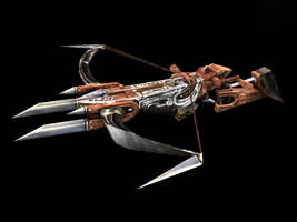 Chaos Crossbow by Seargent-Demolisher