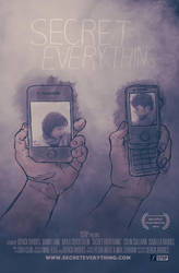 Secret Everything poster by maxevry