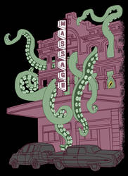 Full-Release the Kraken shirt by maxevry