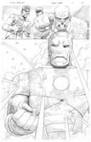 Ironman Sample Pg5 by comicbookCOOP