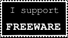 Support Freeware Stamp by Fanir-Thuban