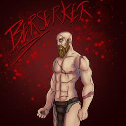Berserker by lonelion4ever
