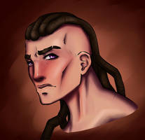Conan Exiles character by lonelion4ever