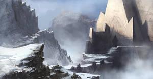 Les Monts Hallucines by Remton