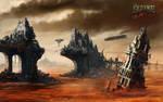 Ecryme-Ruines by Remton