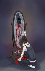 Behind The Mirror by Rubeyz2