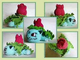 Ivysaur by AyumiNoon