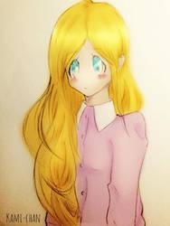 Girl by Kamikka-chan