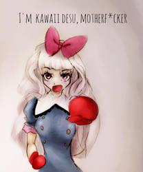Kawaii Desu by Kamikka-chan