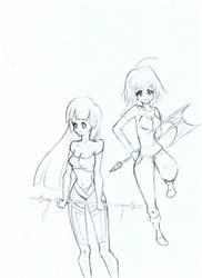 Sketch by Kamikka-chan