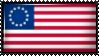 Betsy Ross Flag by Flag-Stamps
