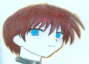 (Pixel Daze) Yomuru Kaichi by ShadowAngel121