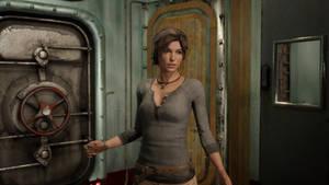 Lara Croft - On The Endurance by Nodern03