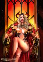 OC DEMON GIRL  full version by killbiro