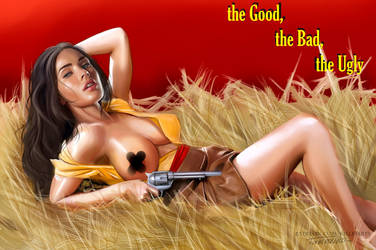 the Brimstone-Western series : Jess Cartwright by killbiro
