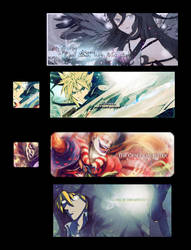 Sigs and Avis 1 by NightLokison