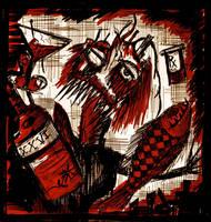 Psychotic Night Jelly Jams by Manomatul