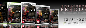 Five Night's At Freddy's Collection Game by GrantBattersby