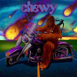 chewbacca by skorch0matik