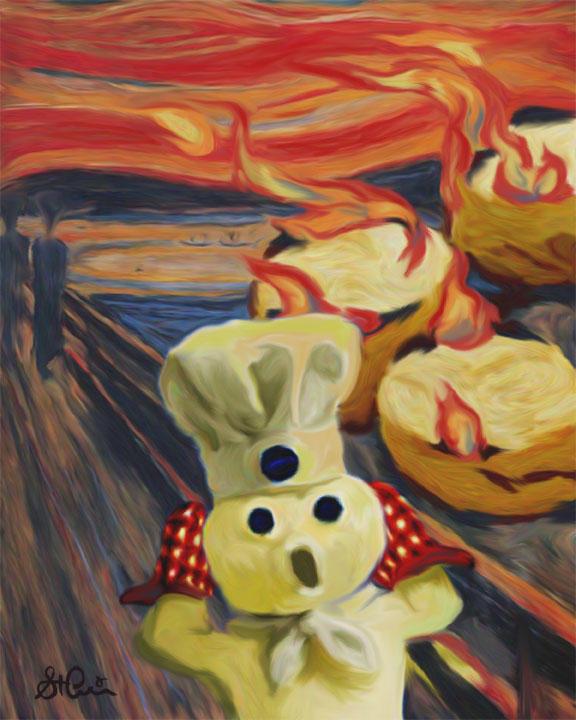 The Biscuit Fire by skorch0matik