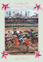 kentucky oaks: come and see! by ballenclieff