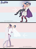 Ao No Exorcist OC~ A long way by KendyPun