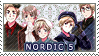 Nordic 5 by makeitstampy