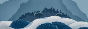 Frozen by ZacheryGangrel