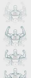 Overhead Arm Extension Practice by ZacheryGangrel