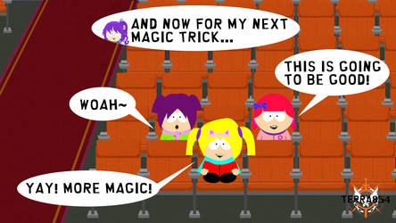 (AT) Magic Show by Terra854