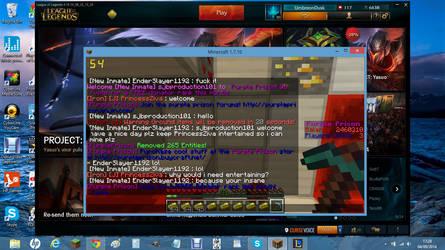 EnderSlayer1192's abusive behavior by shinyumbreonfan