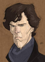 A Batch of Cumber by drawerofdrawings