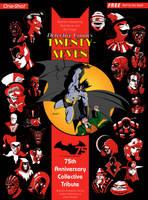 Detective Comics #27 Tribute by drawerofdrawings