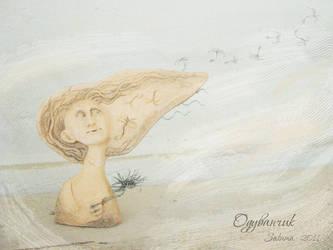 Dandelion by SakumaSweet
