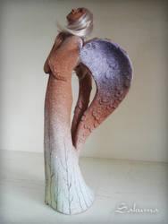The angel by SakumaSweet
