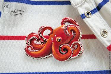Beautiful octopus by SakumaSweet